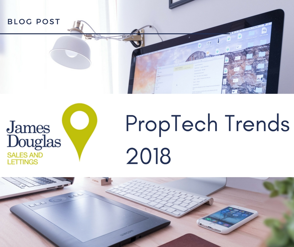 Proptech trends in estate agency
