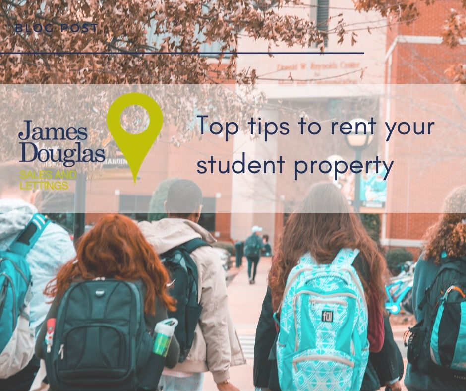landlords struggling to let student property