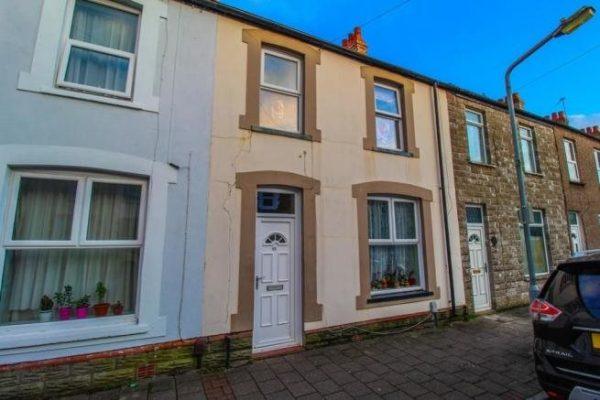 Bradley Street, Adamsdown, Cardiff
