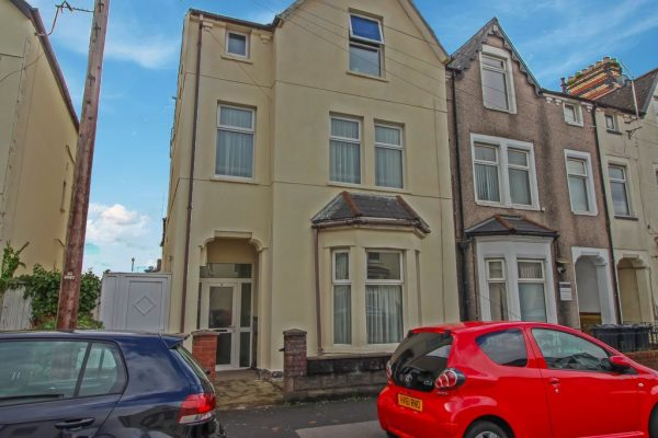Northcote Street, Roath, Cardiff