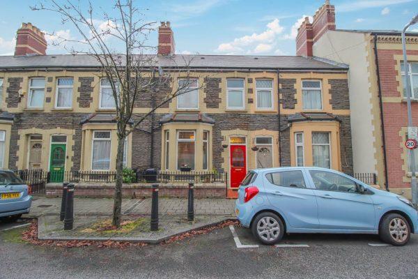 Monmouth Street, Grangetown, Cardiff
