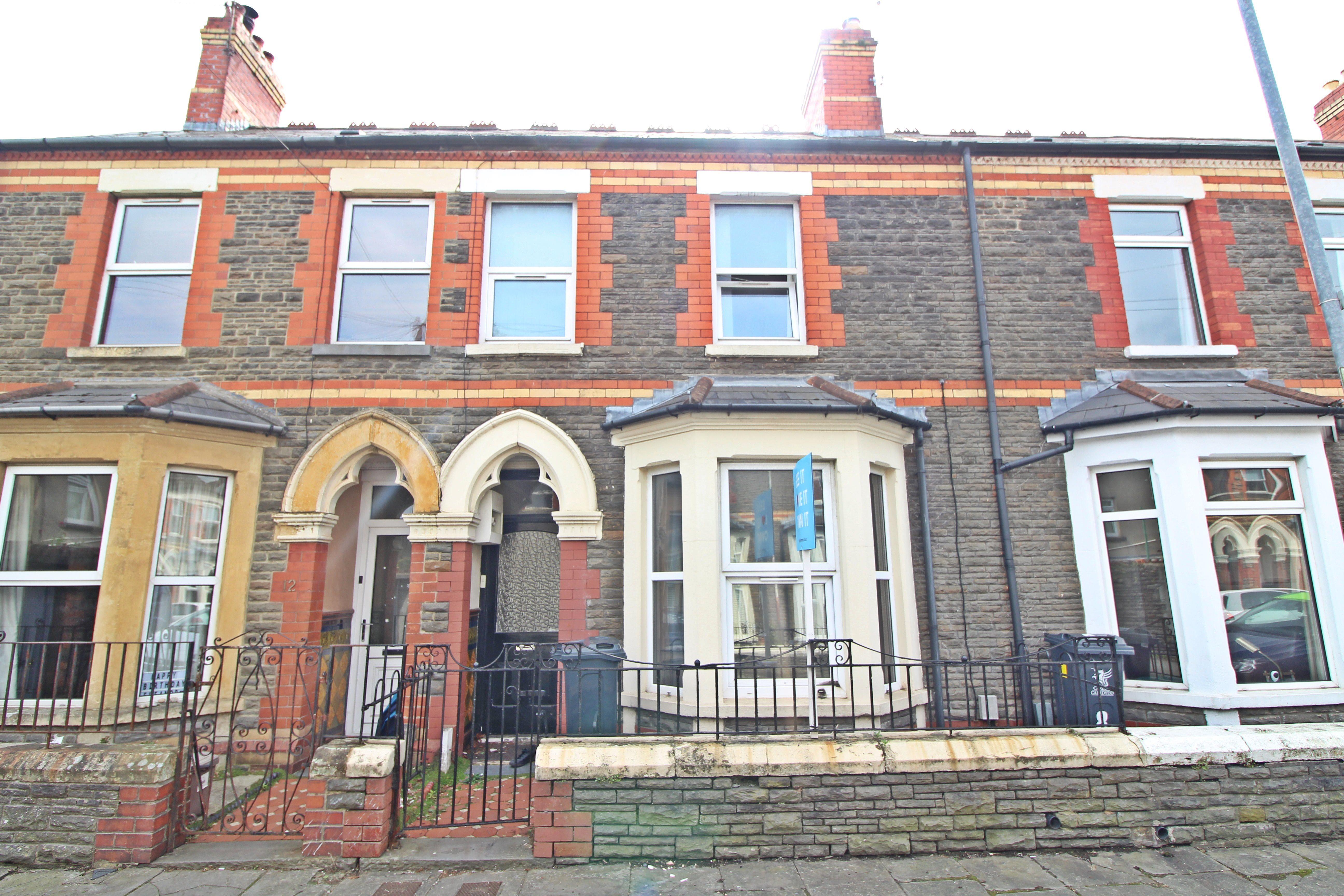 Tulloch Street, Roath, Cardiff