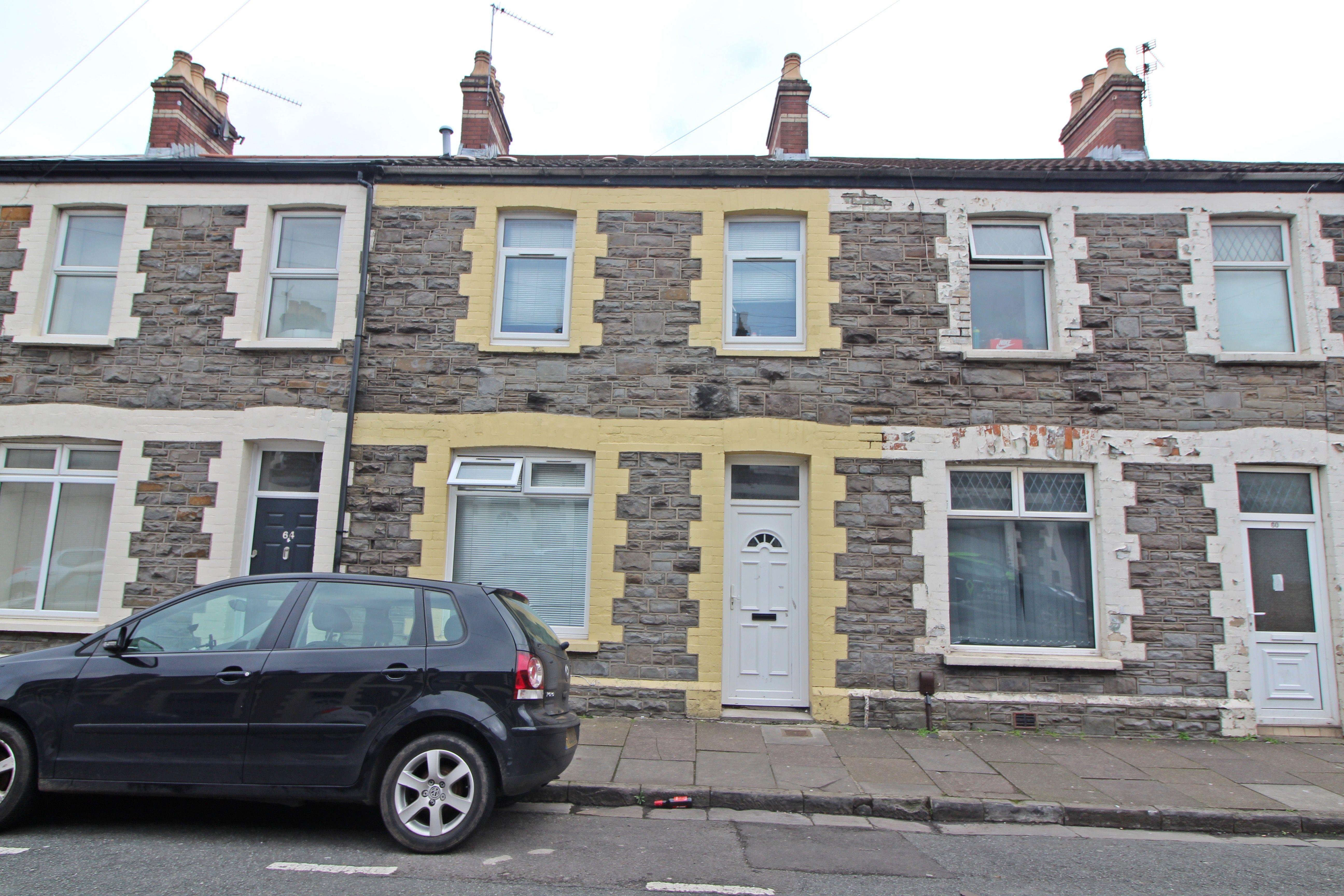 Coburn Street, Cathays, Cardiff