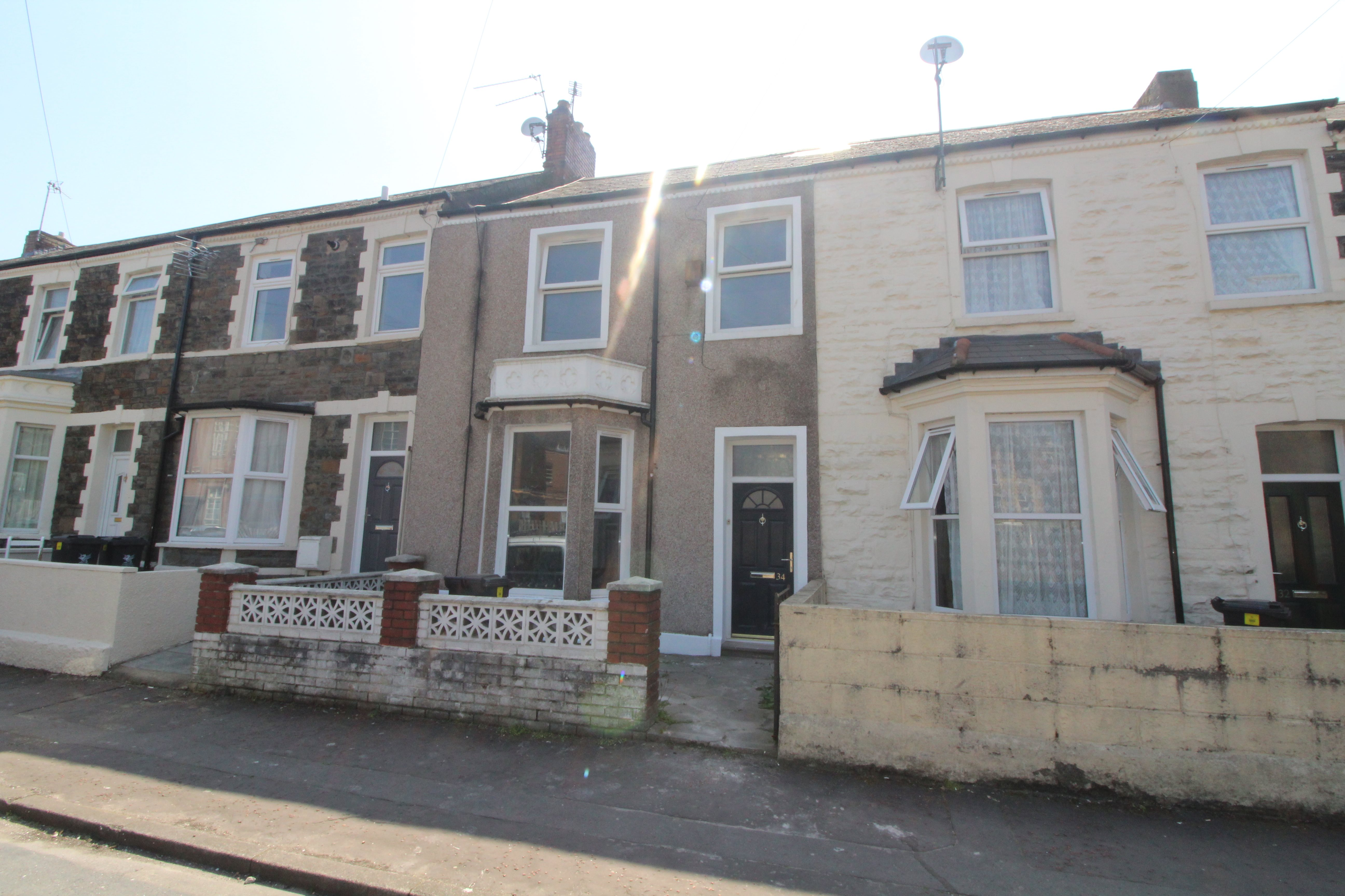 Longcross Street, Roath, Cardiff