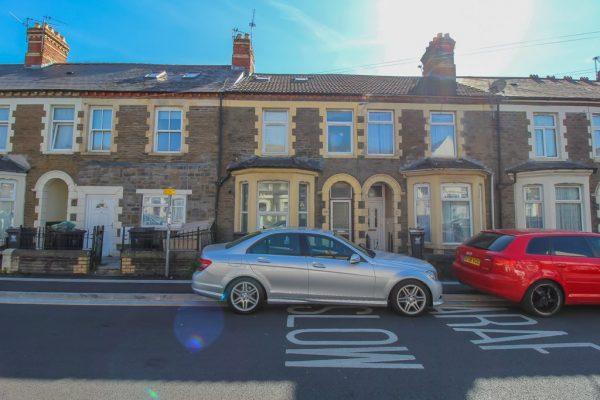 Mackintosh Place, Roath, Cardiff