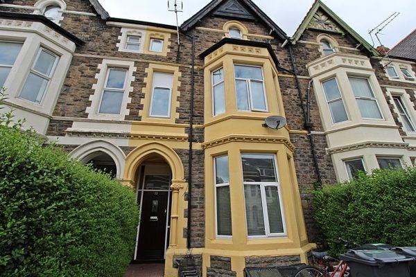 Glynrhondda St, Cathays, Cardiff