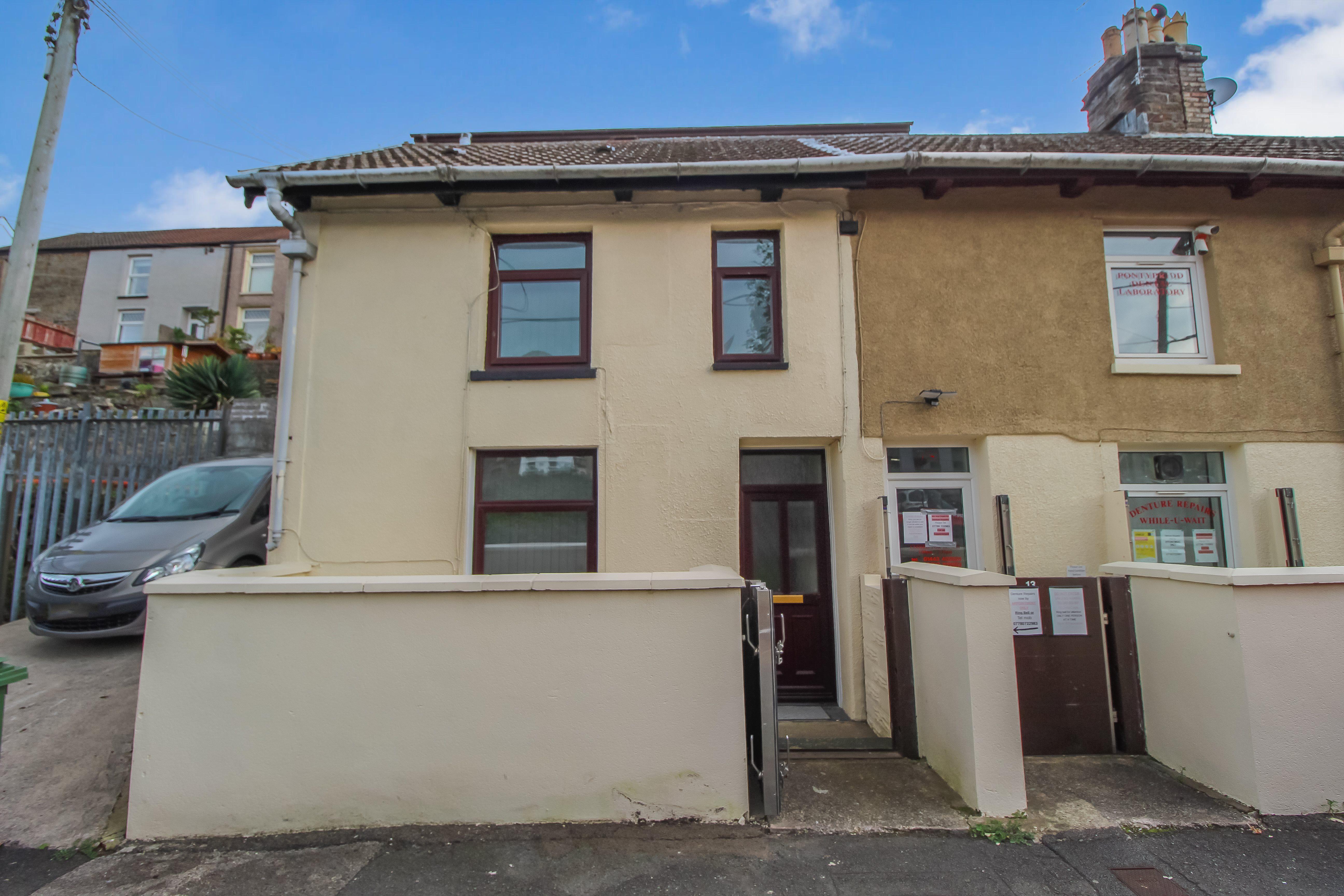 Sion Street, Pontypridd, Rhondda Cynon Taff